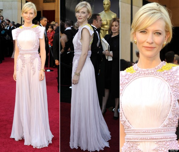 Cate Blanchett in Givenchy