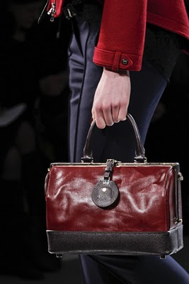 Jason Wu red satchel