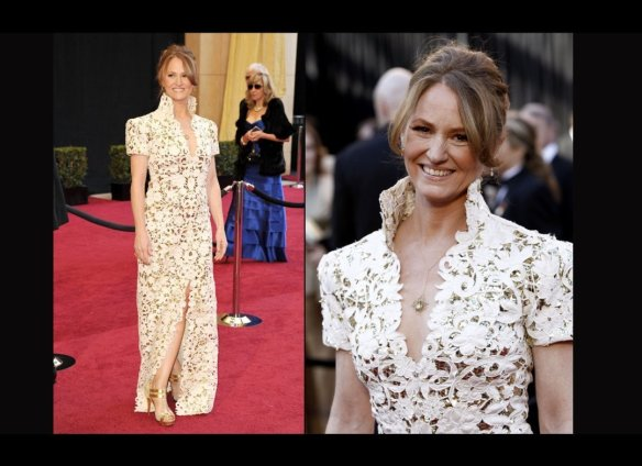 Melissa Leo in Marc Bouwer