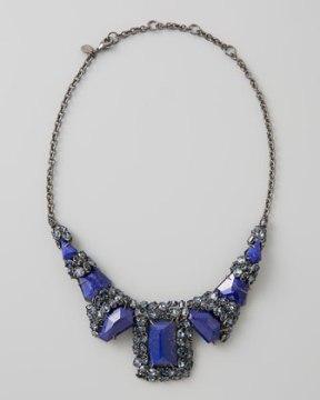 Alexis Bittar Lapis necklace