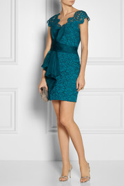 Notte by Marchesa --lace dress